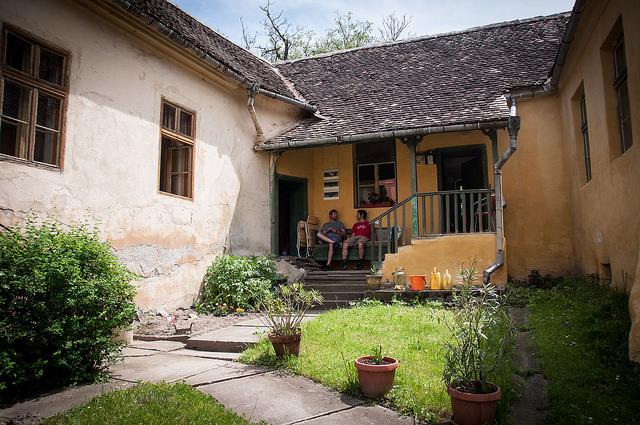 Saxon Parish House Richis