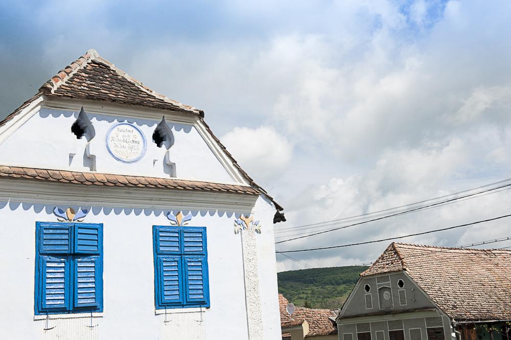 Typical Saxon buildings in a typical Saxon village.jpg