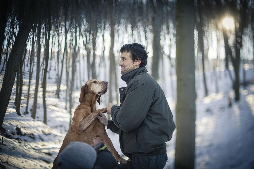 Truffle Hunting Romania
