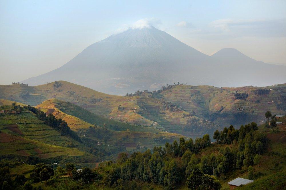 Rwanda's hills make for a decent test.