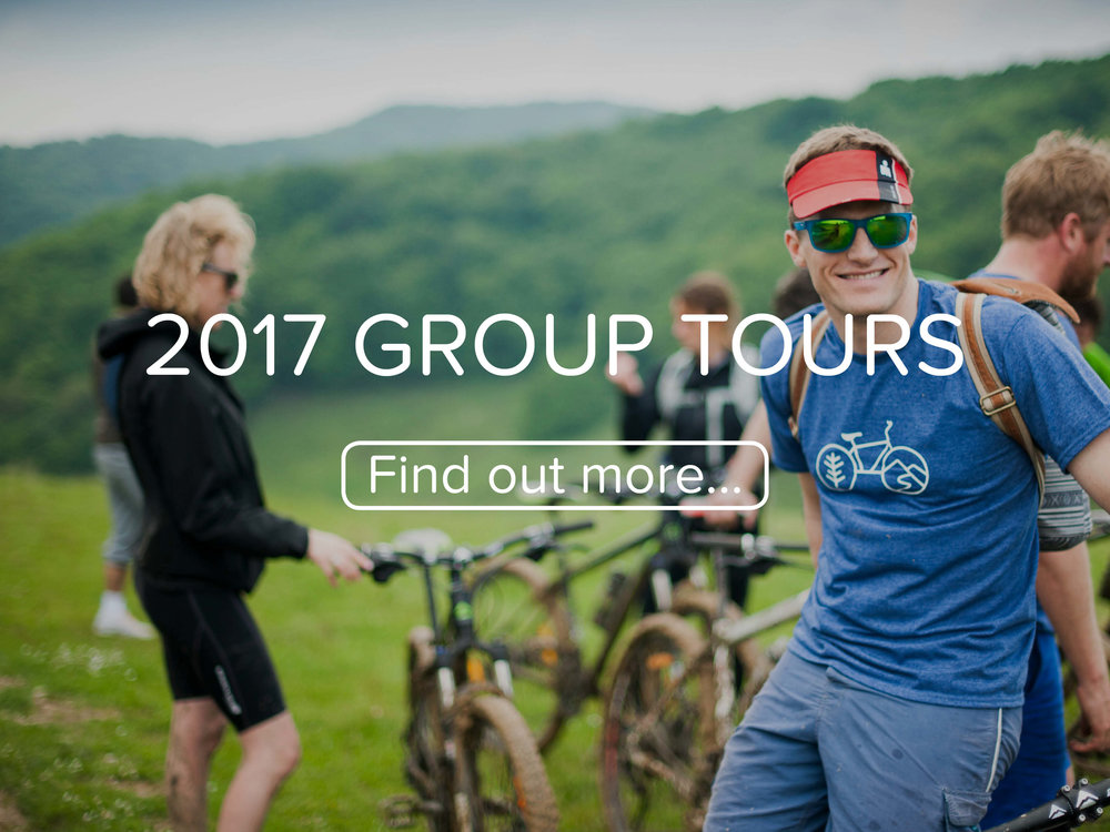 Transylvania Group Cycling Tours
