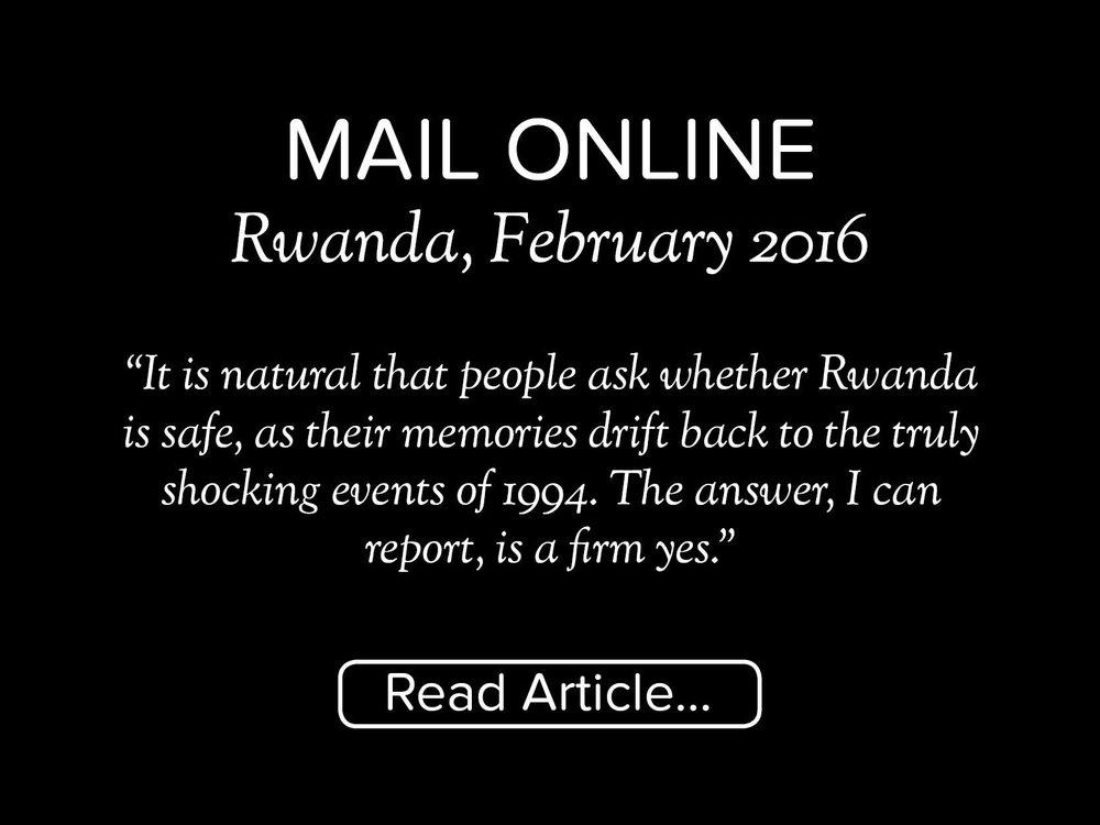 Mail Online Rwanda
