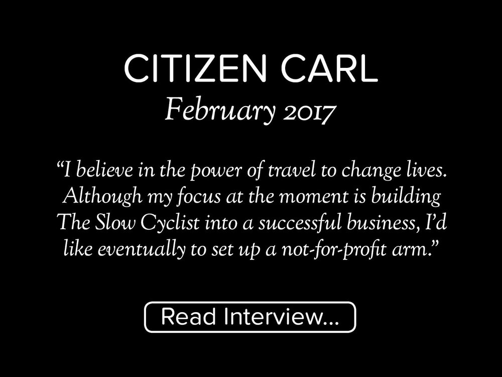 Citizen Carl Oli Broom