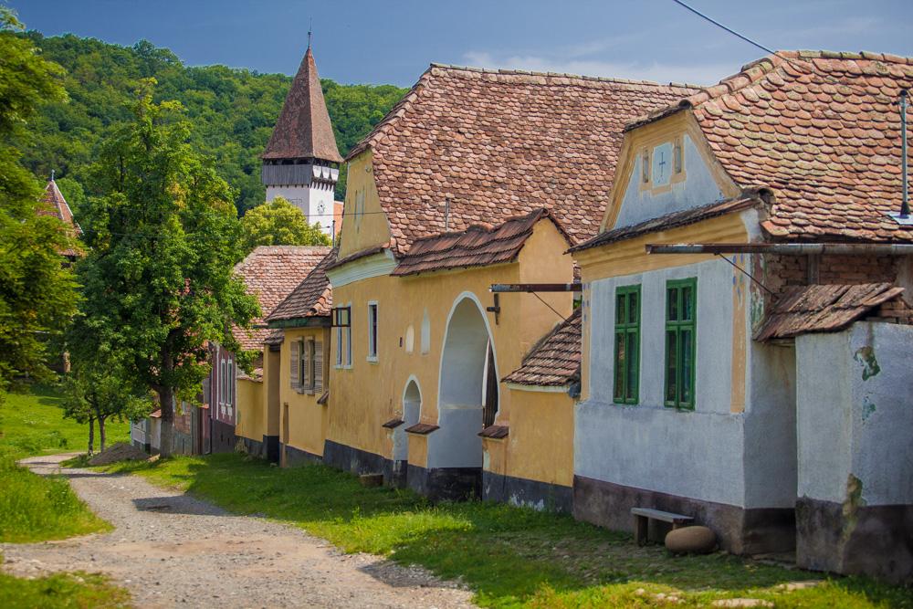 Mesendorf Saxon Transylvania