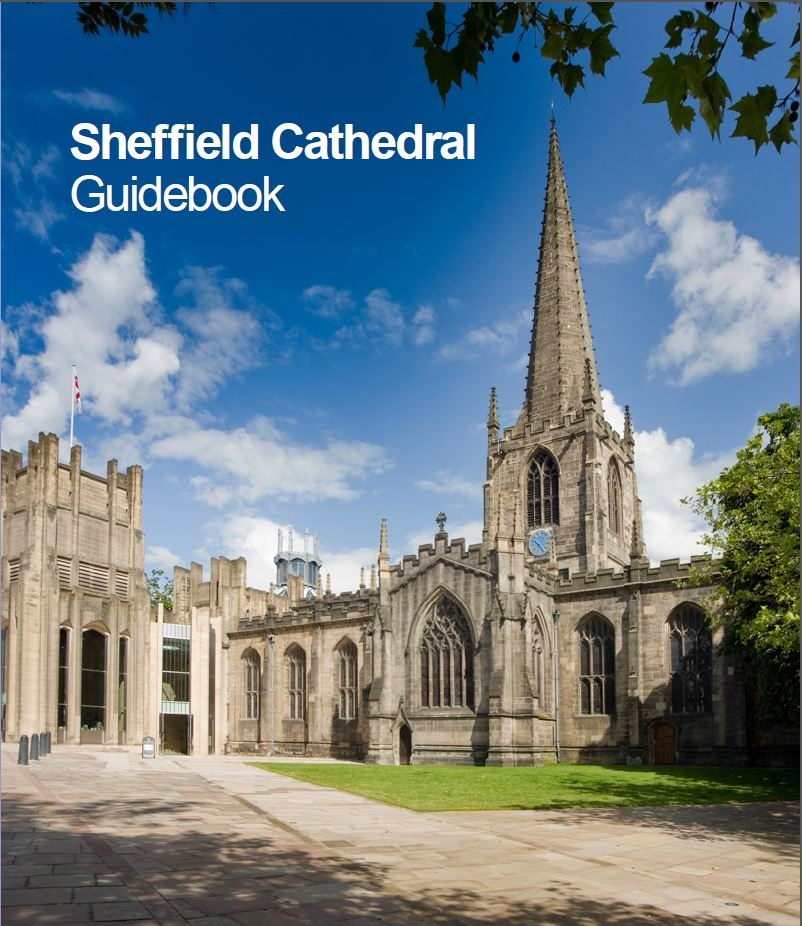the official sheffield cathedral guidebook sheffield. Black Bedroom Furniture Sets. Home Design Ideas