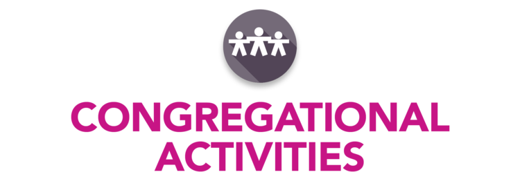 congregational activities