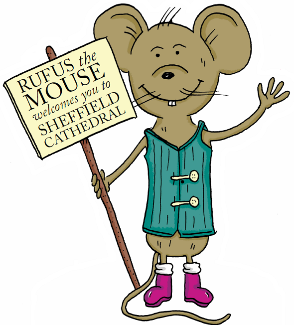 Rufus the mouse