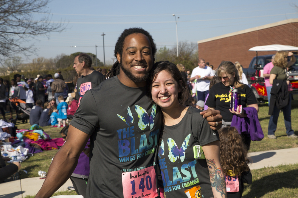 Come make a difference!    The Neuroblastoma 5k Run and Walk    Donate   Register