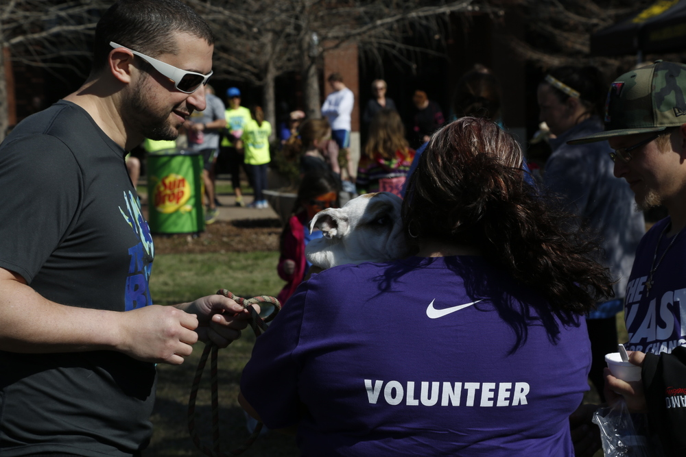 Come make a difference!    The Neuroblastoma 10K, 5k & 1 Mile Fun Run/Walk    Donate   Register   Volunteer   Manage Team   Sponsorships