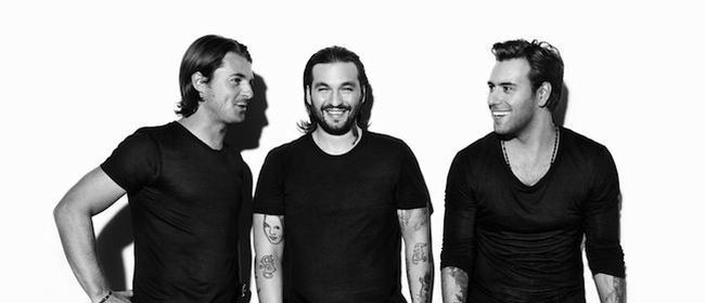 Swedish House Mafia Grooming & Hair Styling by Louise Maxwell