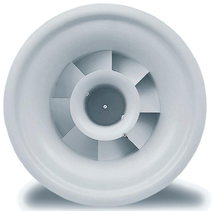 Variable Air Pattern Ceiling Swirl Diffuser Od11 Air