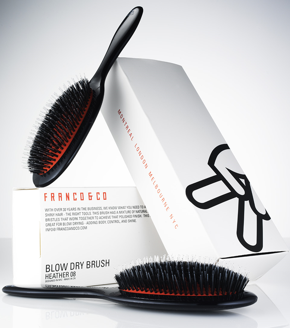 Franco & Co Smoothing brush. 08 medium
