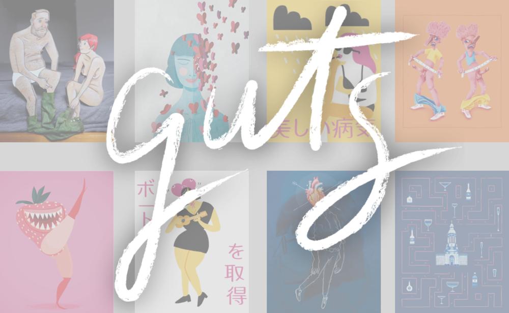 Guts Magazine Dublin