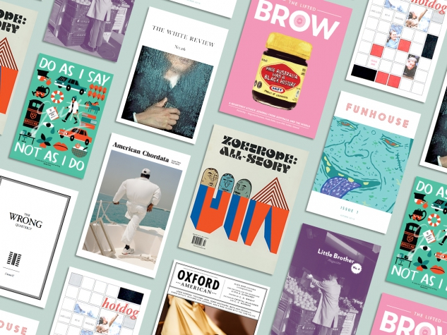 Stack Magazines names Guts as one of the 'Top Ten Literary Magazines everyone should read' -   Link