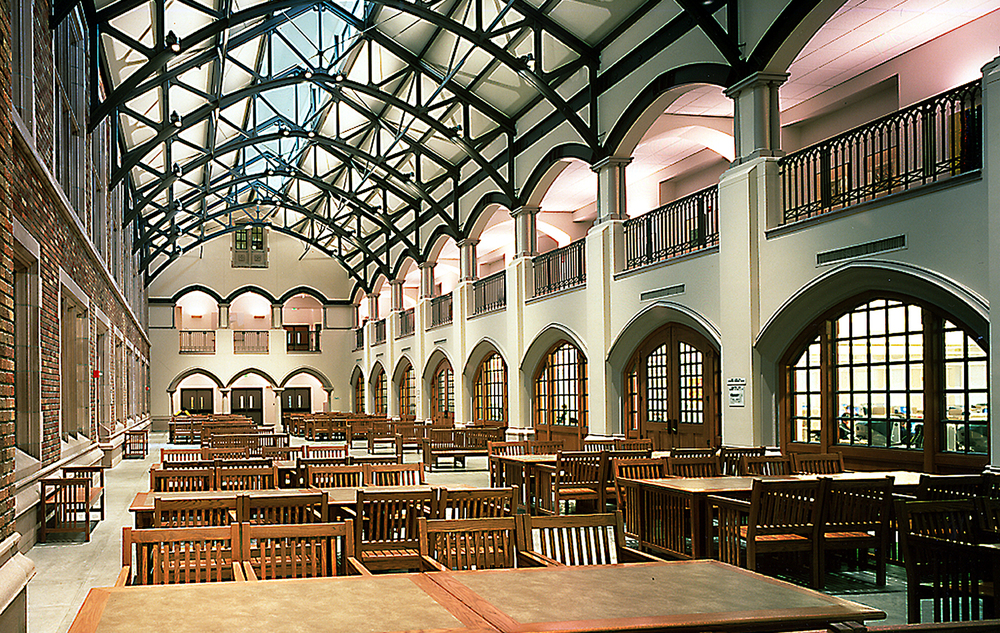 Mary Gates Hall, University of Washington    2003  AIA|DC Chapter Design Award for Historic Resources