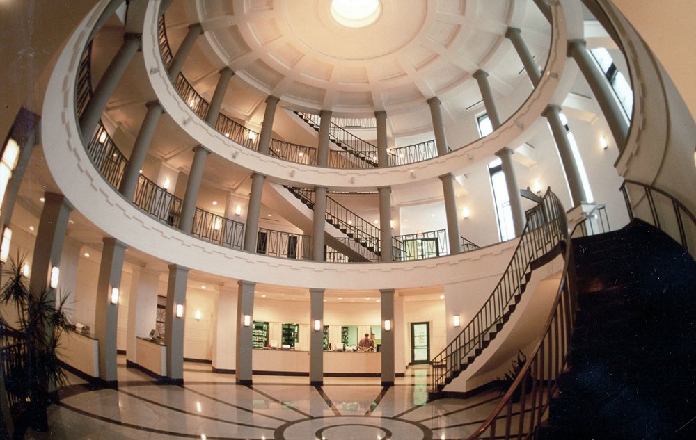 Georgetown University Law Center     1997  Washington Building Congress  1991   AIA|DC Chapter Design Award for Architecture