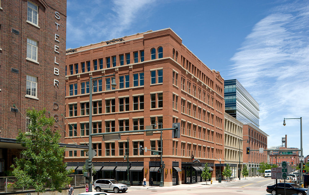 1515 Wynkoop LEED Gold