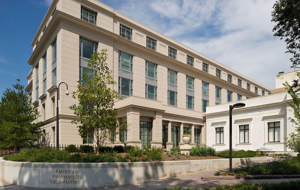American Pharmacists Association Headquarters