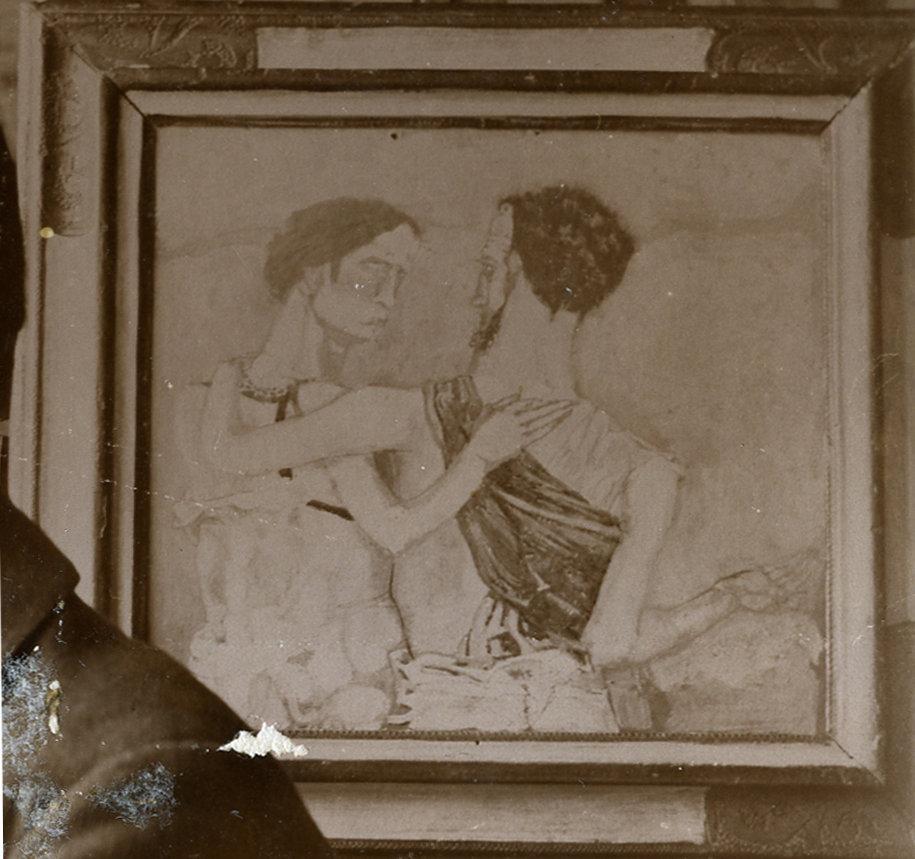 Vater und Sohn« – das verschollene Frühwerk von Paul Klee ...