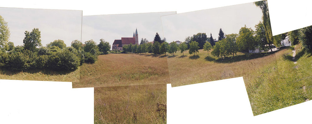 Abb.21  Landshut, Heilig Blut, 2007, Fotomontage: Joachim Jung © Joachim Jung