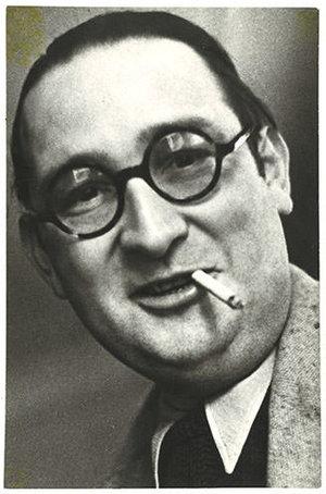 Max Eichenberger, um 1930, Fotograf: unbekannt © Eva Patthey (-Mitscherlich), Burgdorf
