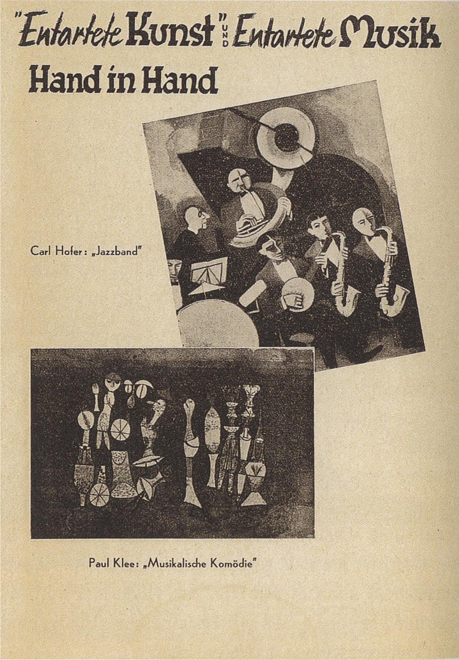 Abb. 22  Ausstellungsführer »Entartete Musik«, Seite 23