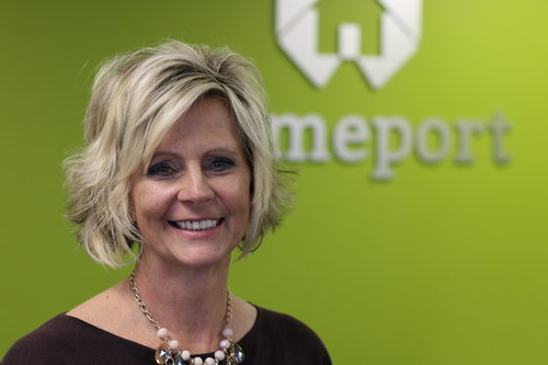Homeport Director of Philanthropy Julie Naporano