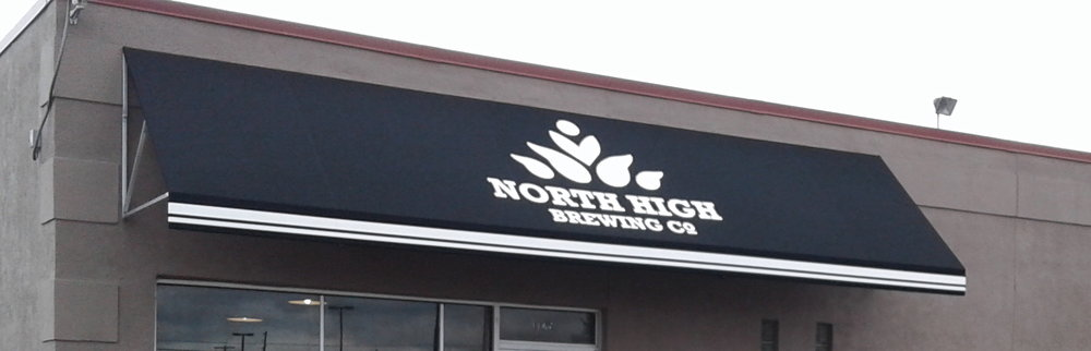 New look for North High Brewing's brewery thanks to grant designated by Homeport.