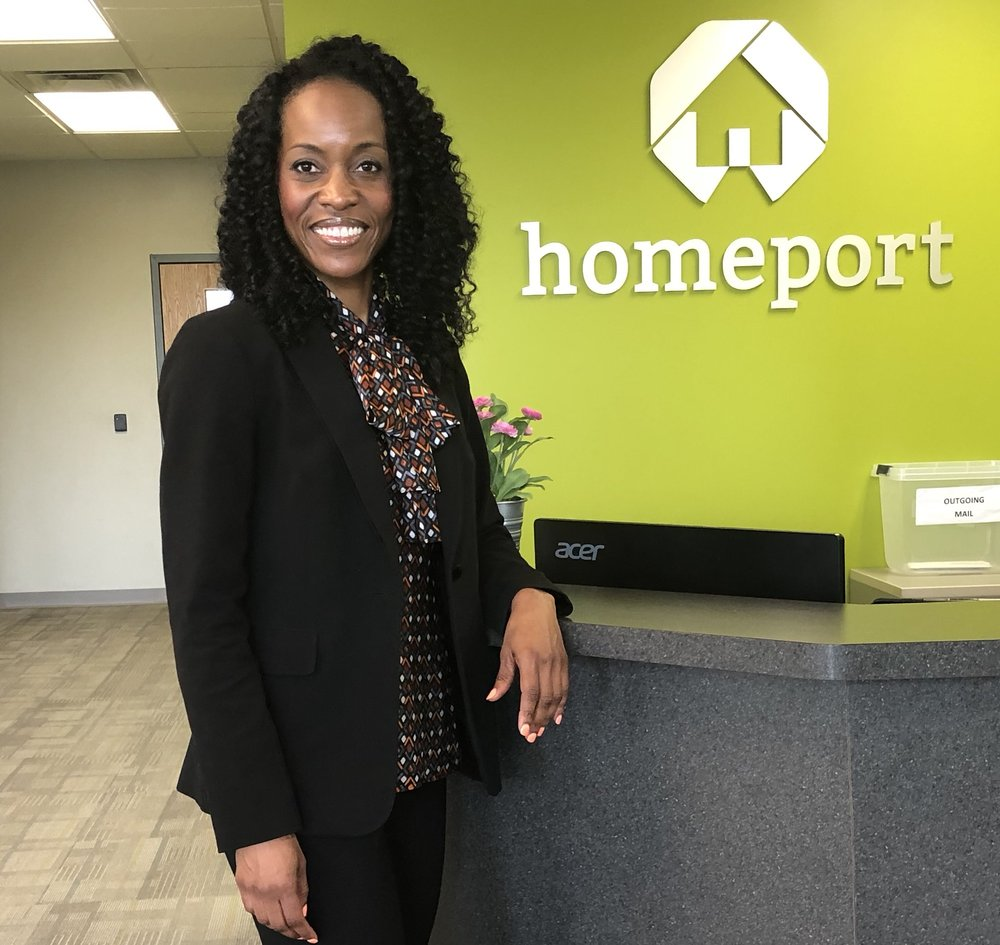 Call Angela today at 614-545-4826 for more information about Homeport homes.
