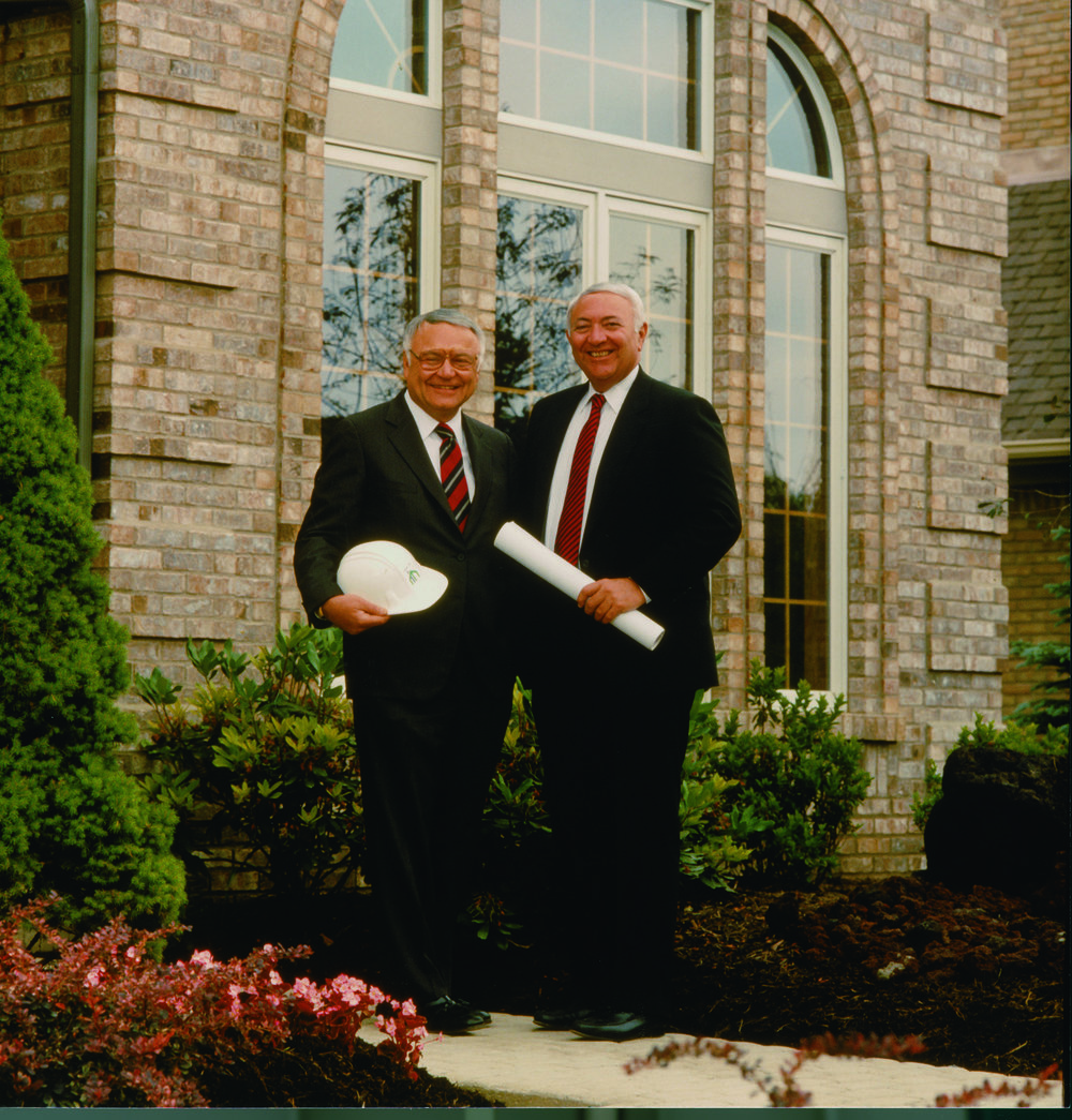 Irving and Melvin Schottenstein