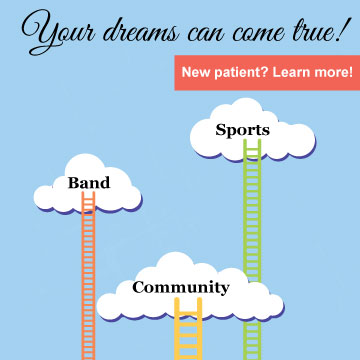 New Patient? Learn More about Embracing your dreams!