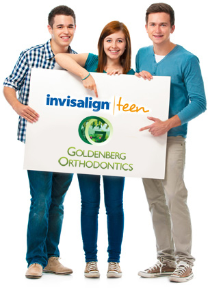 We also offer Invisalign Teen!
