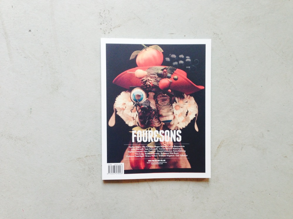 Four&Sons Issue 2