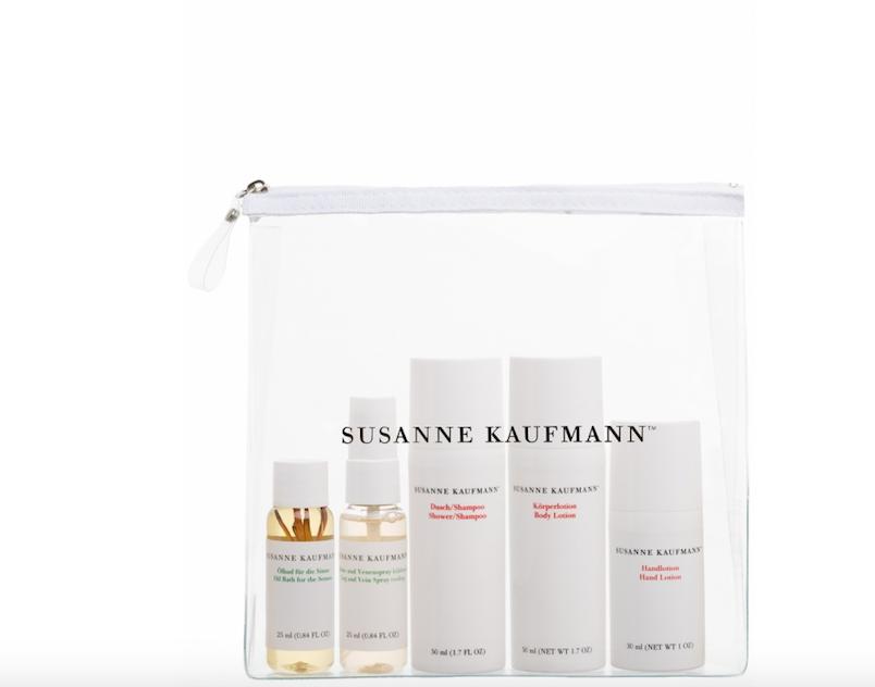 Bei uns gibts jetzt auch die praktischen Travel Kits von Susanne Kaufmann.