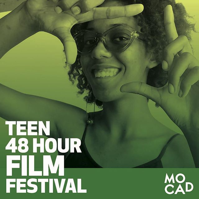 WO is sponsoring Mocad's first ever 48 Hour Teen Film Festival! 🎥 . . . The challenge: make a short film in one weekend – Sept. 21-23, 2018.  In preparation for the festival, @mocadetroit will be hosting a FREE editing workshop this Saturday, Sept. 15 12:30-3:30 pm.  Film screening will take place Sept. 25 at The M@dison Building! Grab your crew and sign up!  #teen #filmmaking #filmfestival #48hourfilmproject #mocad48 #wodetroit