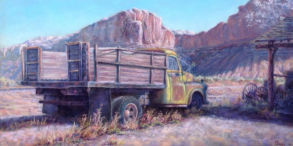 Rustic Workhorse