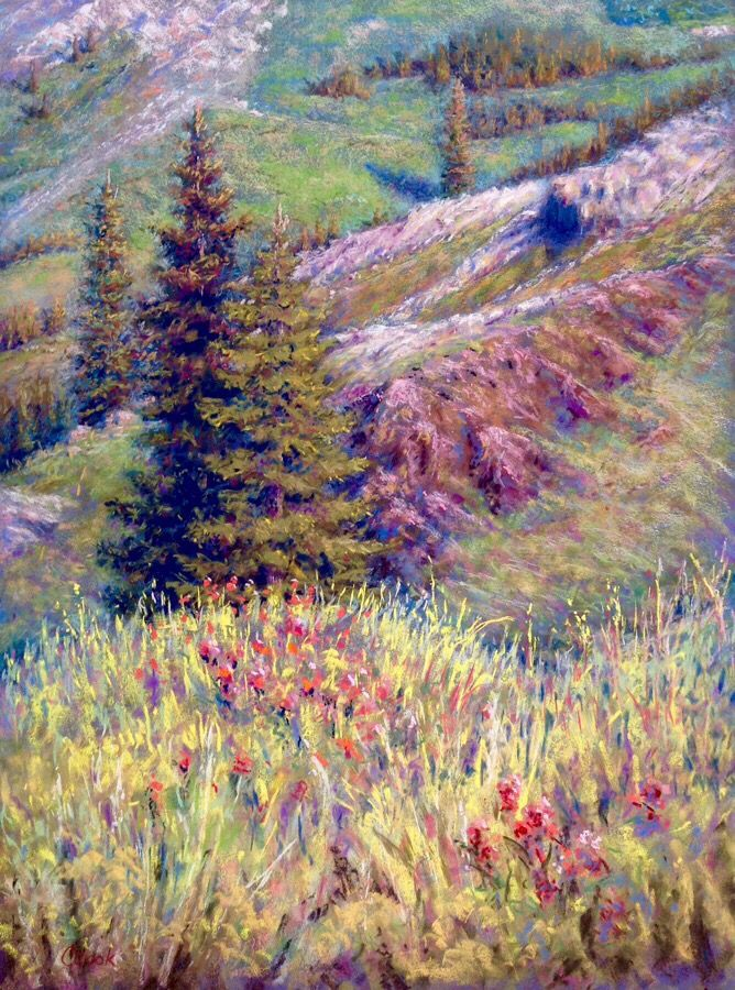 Off the Beaten Path $1475 @ HowaGallery 801-232-5718