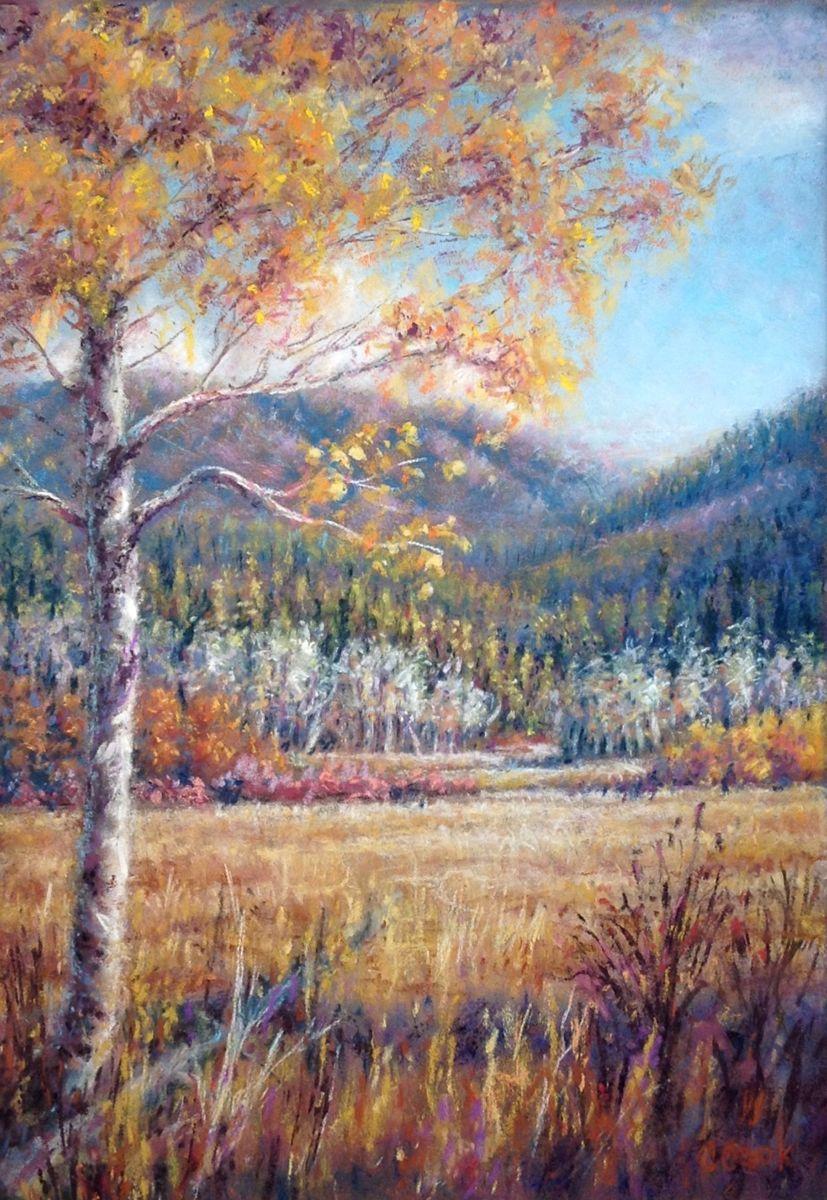 Teton Meadows $450 -@ HowaGallery 801-232-5718