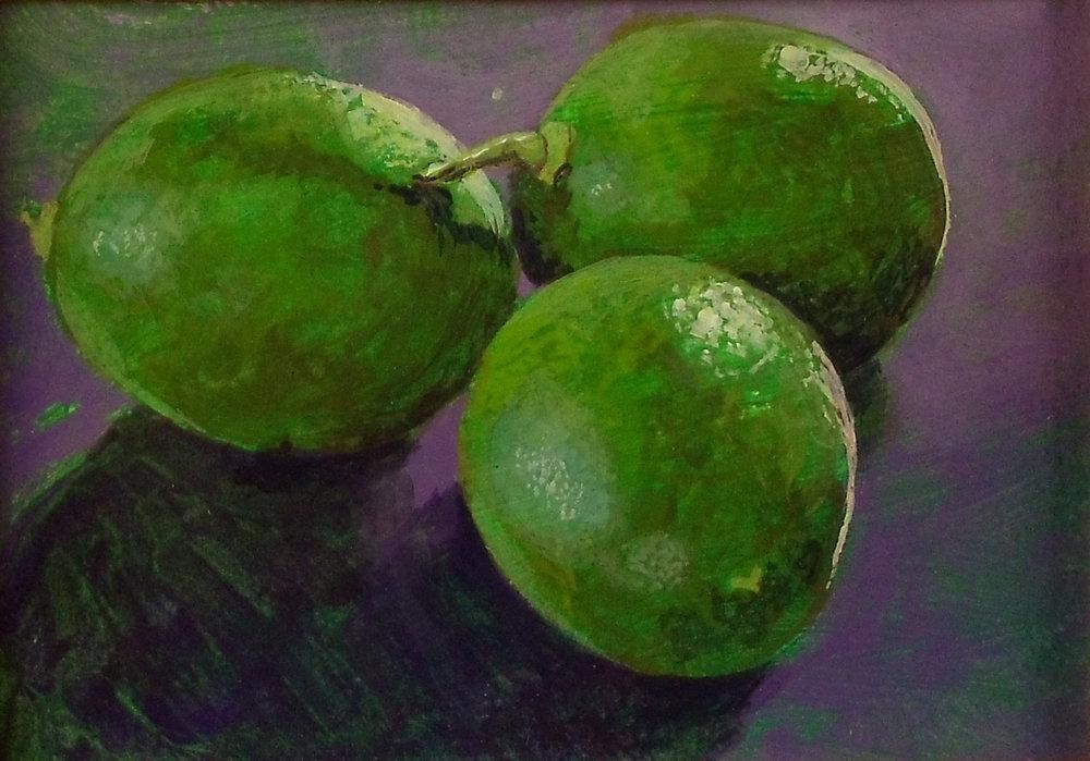 Lime Study - 2017