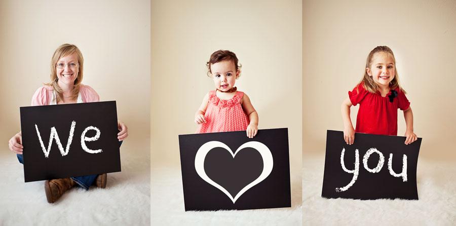 Valentines Day Photos, Albuquerque Newborn Photographer, Albuquerque Family Photographer