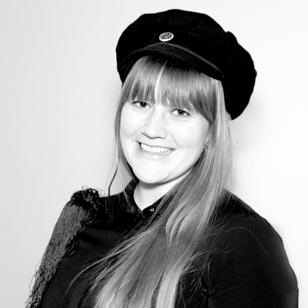 Eva Bjørnerås  |  Visepresident