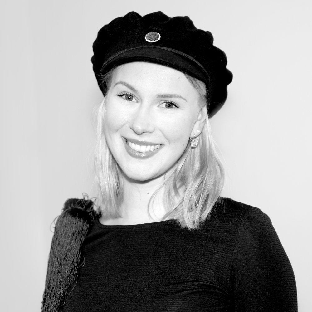 Sunniva Aagaard  (leave of absence V2019)