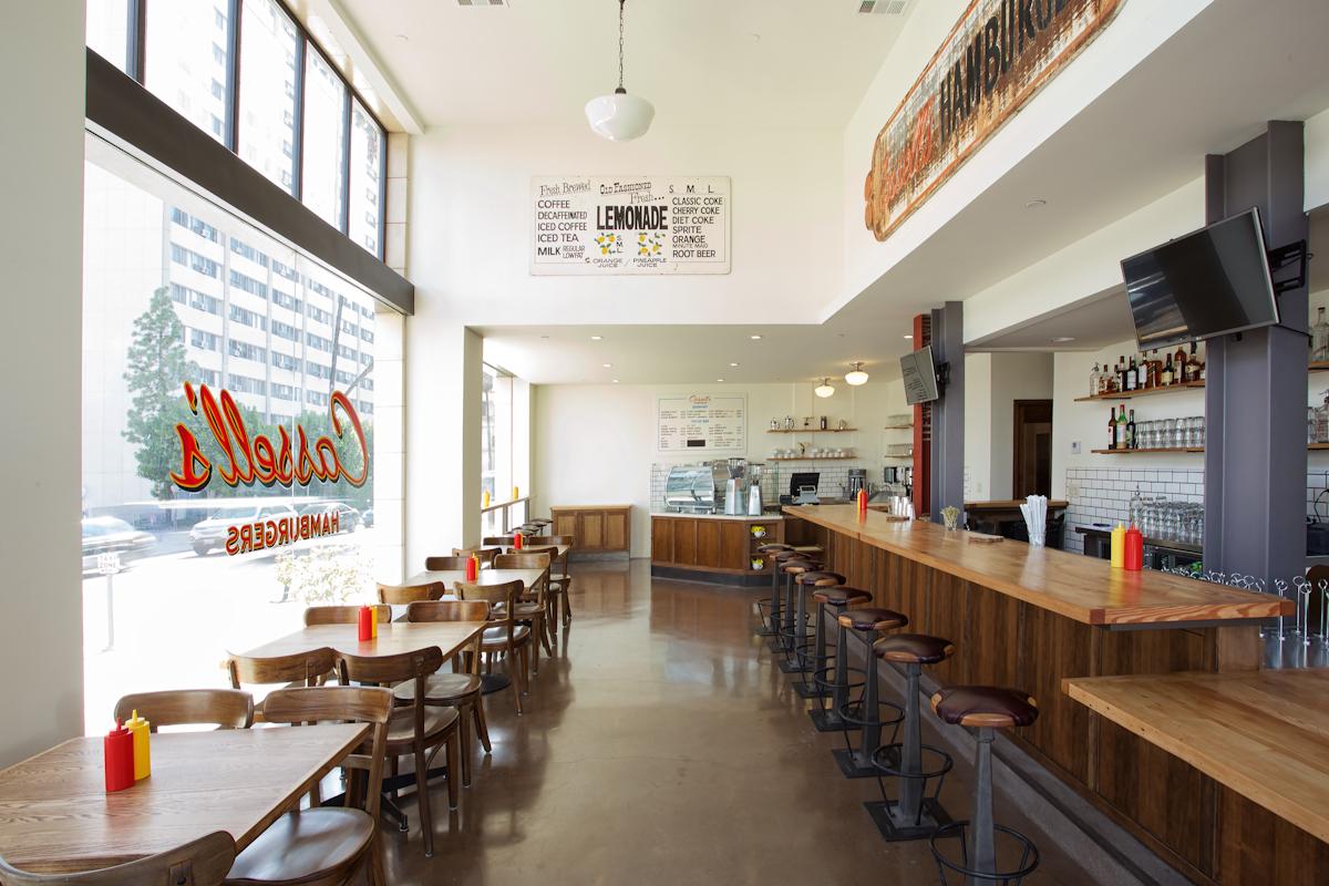 True Food Kitchen Fashion Island Cassell's Hamburgers