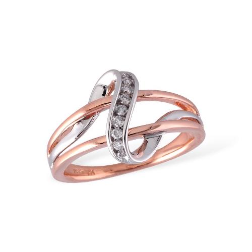 Ladies diamond fashion ring. Allison Kaufman D5088