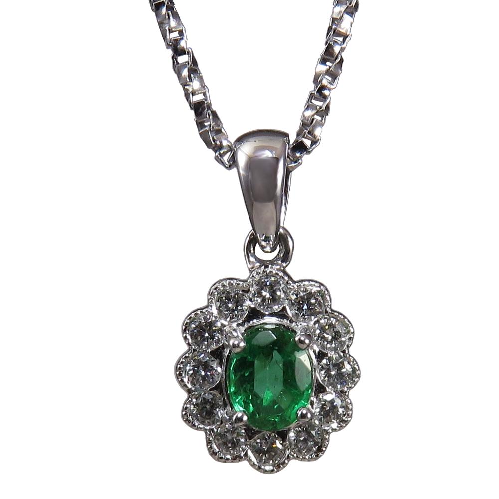 emerald-pendant