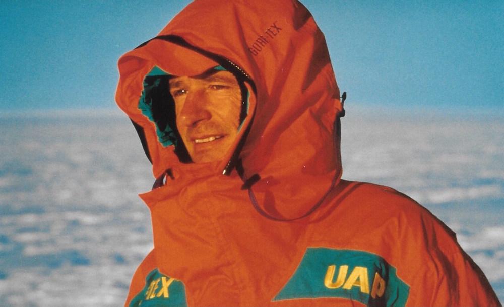 Trans-Antarctica Expedition Co-Leader, Dr. Jean-Louis Etienne©Trans-Antarctica-Per Breiehagen