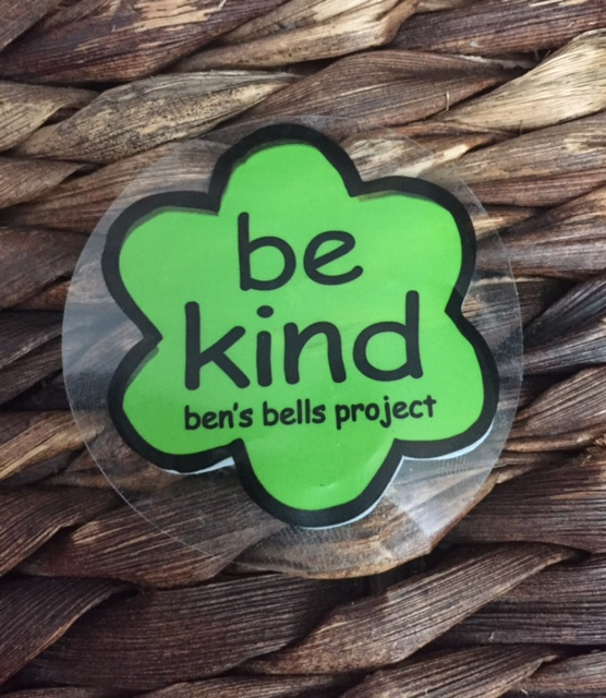 For more Ben's Bells Project info visit:   https://bensbells.org/shop/products