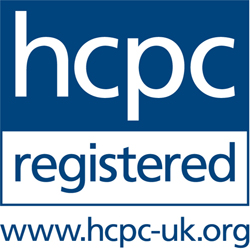 All our psychologists are registered with the Health and Care Professions Council