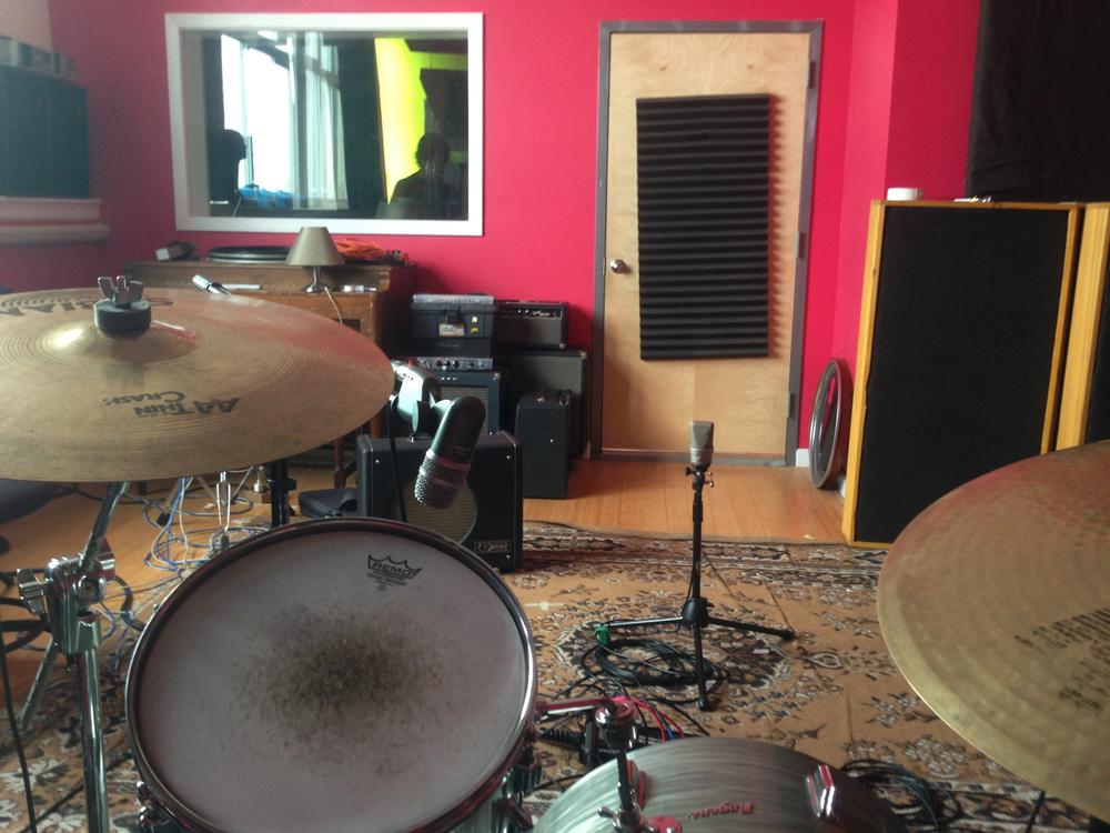 Galaxy Sound Studio 2013