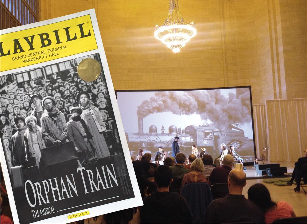 Orpahn train
